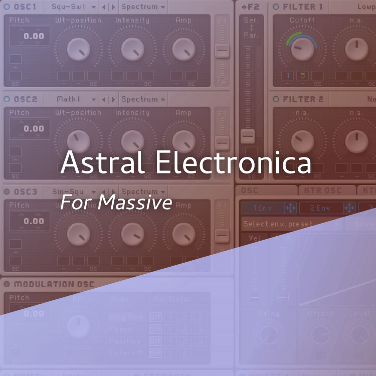 Astral electronica for massive thumbnail
