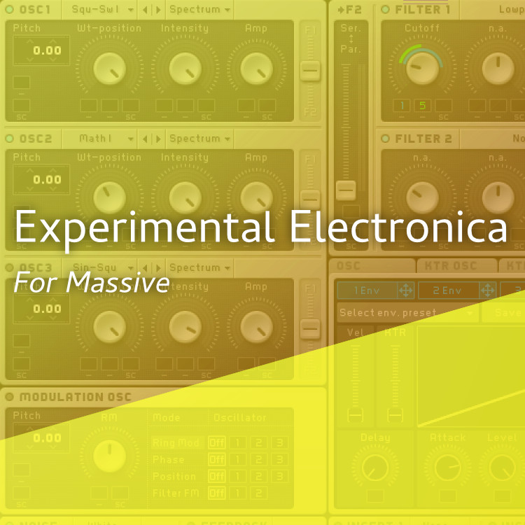 Experimental electronica for massive thumbnail